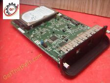 Hp Designjet Z2100 T1120 Plotter Formatter Board With Hard Drive Tested