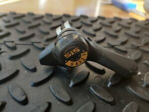 SHIMANO Thumb Shifter 5 Speed SL-TY31 SIS  Index 5spd Vintage Rear SL-MY15