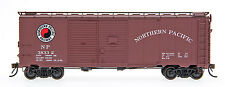 InterMountain HO 38529 Northern Pacific 1937 AAR Double Door Boxcar