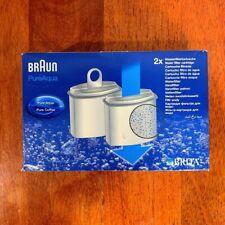 Braun/ /Filtro a agua KWF X2/cartuchos para Cafetiere Braun