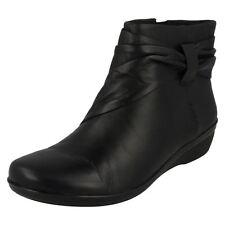 Ladies Clarks Boots - Everlay Mandy
