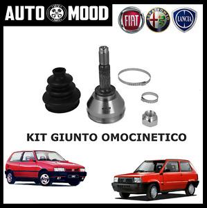 KIT GIUNTO OMOCINETICO FIAT 127 FIORINO PANDA 141 4X4 UNO LANCIA Y10 SEAT A112