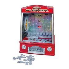 Nouveauté Fête Foraine coin Pusher jeu d'arcade Penny Falls Replica famille enfants