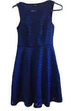Apt 9 Blue Dress size 4