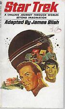 STAR TREK  adapted by James Blish