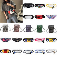 Women Fanny Waist Pack Shoulder Chest Bag Crossbody Messenger Purse Satchel Tote