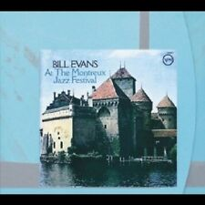 Bill Evans-at the Montreux Jazz (remastered); CD 11 tracks Modern Cool Jazz Nuovo