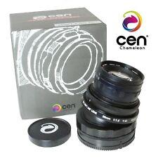 TILT LENS Cen 50mm f/1.6 FAST LENS Sony NEX / Fujifilm FX / Micro Four Thirds