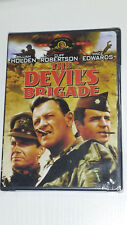 The Devils Brigade (DVD, 2002) Brand New Sealed! MGM Remastered 1968 Re-Release