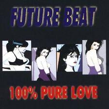 Future Beat 100% pure Love (#zyx/sft0131) [Maxi-CD]