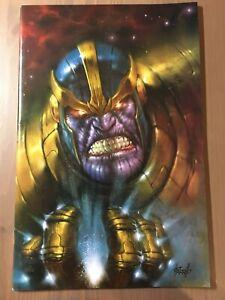 Infinity Wars Prime #1 Unknown Comics Parrillo Virgin Exclusive Variant