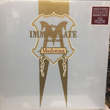 MADONNA THE IMMACULATE COLLECTION DOPPIO VINILE LP NUOVO SIGILLATO