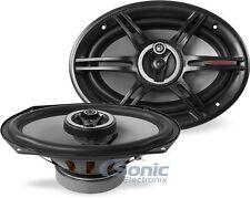 "CRUNCH 400W 6 x 9"" 3-Way CS Series Coaxial Car Stereo Speakers | CS693"