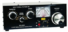 1.5KW Ham  ANTENNA TUNER New Model MFJ-962D 1.8-30 easyread SHIPS OVERSEAS +wire