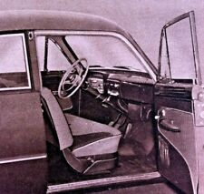 FORD TAUNUS 15M Saloon - 1956 - Road Test removed from The Autocar