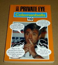 Colemanballs 10 - Private Eye, Paperback Book (2000)