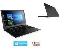 ORDENADOR PORTATIL LENOVO INTEL I7 4GB 120SSD WINDOWS 10 PRO + OFFICE