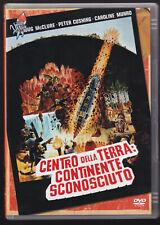 EBOND centro della terra continente sconosciuto DVD D558655
