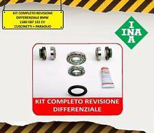 KIT COMPLETO REVISIONE DIFFERENZIALE BMW 118D E87 122 CV CUSCINETTI + PARAOLIO
