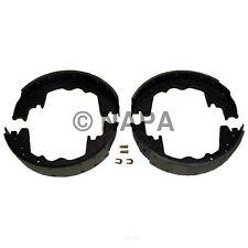 Drum Brake Shoe-4WD Rear,Front NAPA/ULTRA PREMIUM BRAKE PADS & SHOES-UP UP357R