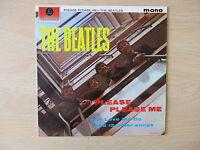 THE BEATLES Please Please Me UK 5th press mono LP Superb Ex+ condition