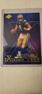 1999 Collector's Edge First Place Excalibur #X6 Brett Favre Green Bay Packers