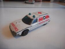 Matchbox Superfast Citroen CX Ambulance in White