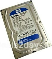 Western Digital WD5000AAKX 500GB 7200RPM 6Gb/s 3.5in SATA Hard Drive