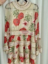 Thurley Daisy Chain mini dress size 10