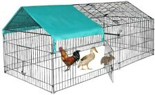 BestPet Chicken Coop Cage Pet Crate Rabbit Cat Cage Enclosure Pet Playpen 88""