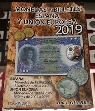 B-D-M Catalogo Guerra 2019 Monedas y billetes España y Unión Europea