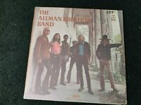 The Allman Brothers Band s/t self titled Original Vinyl Record LP Album 1969