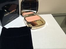 "Dolce & Gabbana The Blush ""25 Caramel Luminous Cheek Colour New In Box Full Size"