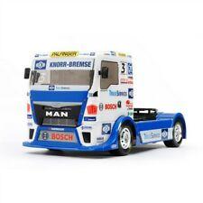 Tamiya 1/14 Team Hahn Racing MAN TGS 4WD On Road TT-01 Type E Kit - TAM58632