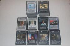 Star Wars CCG Complete 324 Card Special Edition Set Vader DLOTS Ben Kenobi