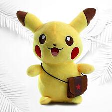 18cm Soft Stuffed Plush Pokemon Pikachu Figures Doll Kids Children Baby Toy Gift