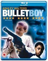 Bullet Boy Disco Blu-Ray Luke Fraser Ashley Walters Leon Negro Región B
