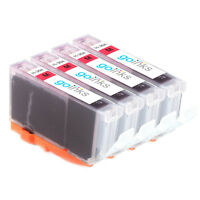 4 Magenta Ink Cartridges for HP Photosmart 5510 7520 B110c C6380 B209a C309g