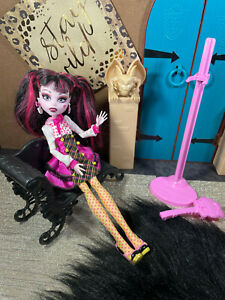 Monster High Draculaura School's out rare Mattel Collectors