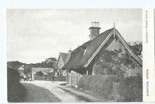 Postcard Stretton Village Burton Upon Trent Newton Solney J Wakefield Brewood