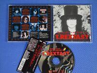 T. REX - T.Rextasy, Japan CD Obi +2 Bonus track