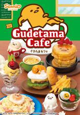 Re-Ment Miniature Sanrio Gudetama Cafe Full set of 8 pcs RARE