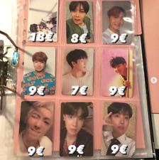 BTS RM & J-Hope Various Album Official Photocard