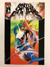 Battle of the Planets #1 Comic Book Cover A Image 2002