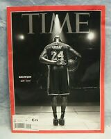 KOBE BRYANT TIME ASIA MAGAZINE FEB. 10, 2020 FROM HONG KONG PRINTED IN SINGAPORE
