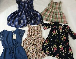 4-5 years girls summer dress bundle GAP Monsoon firetrap jumpsuit (5)