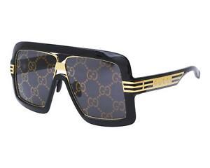 Gucci Seasonal Icon GG0900S Col. 001 Sunglasses MSRP $792