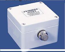 Omega Engineering, Inc. HX93V HUMIDITY and TEMPERATURE TRANSMITTER/SENSOR