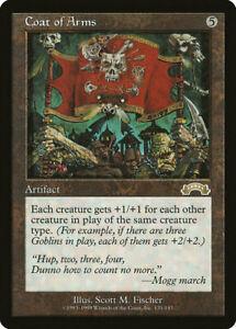 Coat of Arms - Magic the Gathering MtG