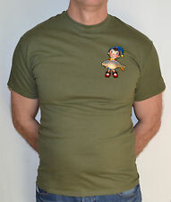 NODDYCARP, CARP FISHING,PERSONALIZED FUN T-SHIRT